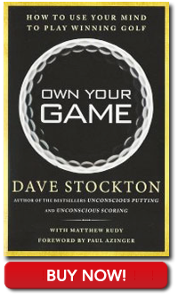 Own You Game Book by Dave Stockton